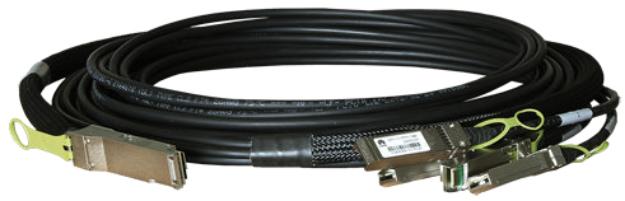 SFP-10G-CU1M 1M SFP+ SFP+ NEGRO CABLE DE FIBRA OPTICA CABLES DE FIBRA ÓPTICA