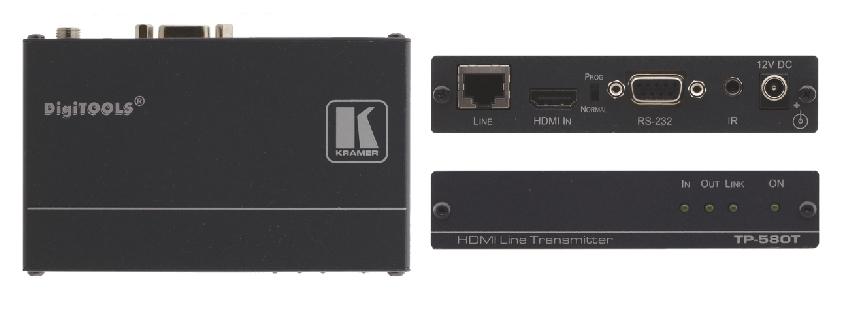Tp-580t 1920 X 1080pixeles Convertidor De Video