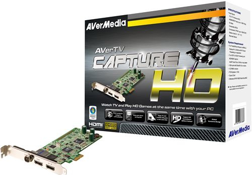 AVERTV CAPTURE HD INTERNO DVB-T PCI EXPRESS