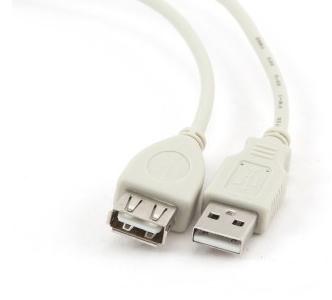 Cc-usb2-amaf-75cm/300 Cable Usb 0,75 M Usb A Blanco