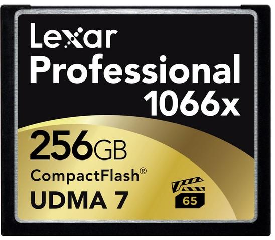 CF 256GB MEMORIA FLASH COMPACTFLASH