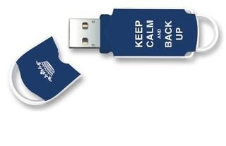 INFD8GBXPRKCBUB 8GB USB 2.0 TIPO A AZUL UNIDAD FLASH USB