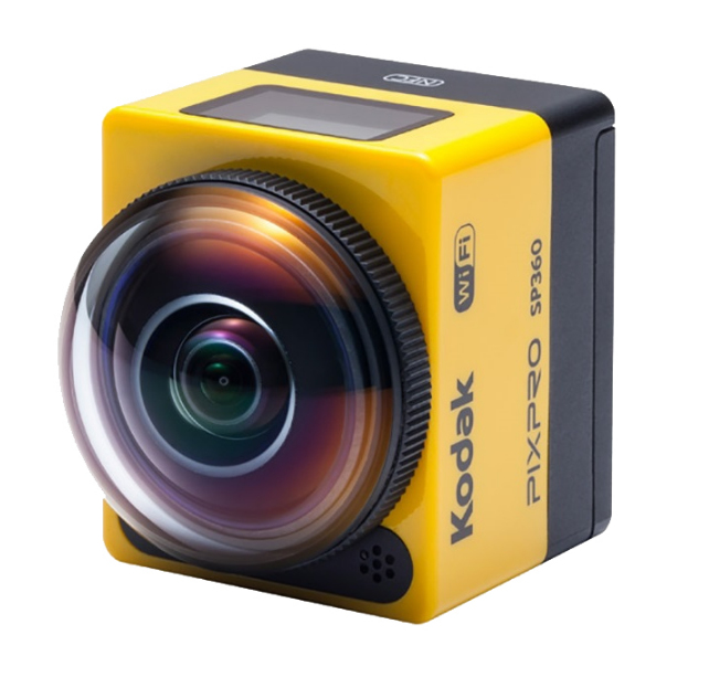 "PIXPRO SP360 EXPLORER PACK 17.52MP FULL HD 1/2.33"" CMOS WIFI 103G CáMARA PARA DEPORTE DE ACCIóN"