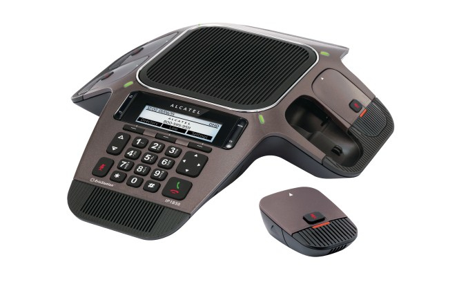 CONFERENCE IP1850 TERMINAL INALáMBRICO NEGRO TELéFONO IP