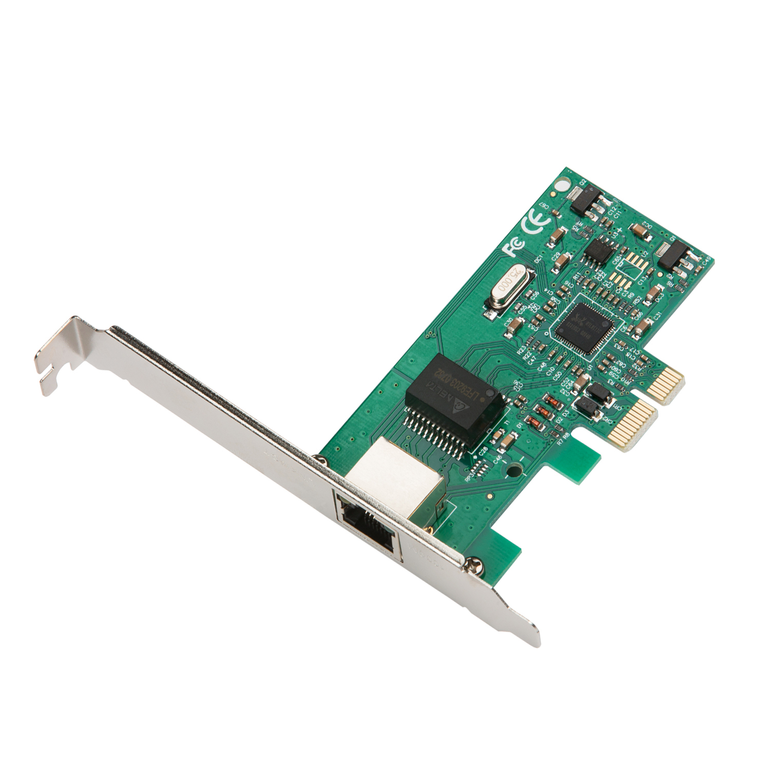 PCIE GIGABIT ETHERNET CARD