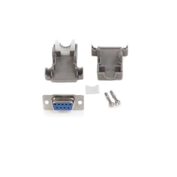C9PSF CONECTOR DB9/F GRIS
