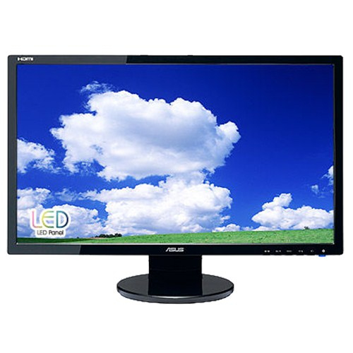 "VE248HR 24"" FULL HD NEGRO PANTALLA PARA PC MONITORES LED"