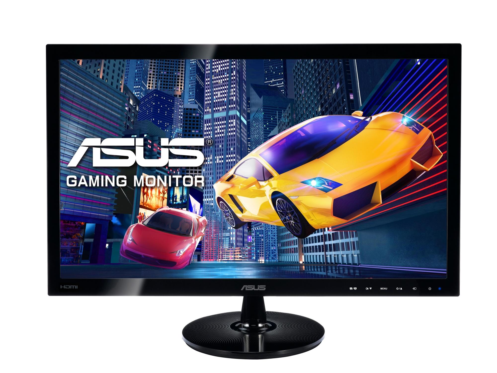 """VS248HR 24"""" FULL HD NEGRO PANTALLA PARA PC MONITORES LED"""