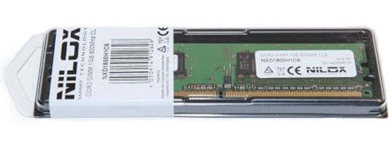 1GB PC2-6400 1GB DDR2 800MHZ MóDULO DE MEMORIA