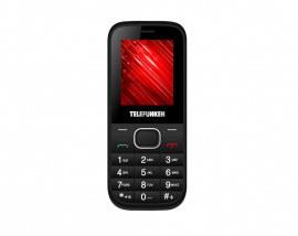 "TELEFONO MOVIL LIBRE TELEFUNKEN TM 9.1 CLASSY BLANCO - PANTALLA 1.8""/4.5CM -TECLAS GRANDES- GSM - CAMARA - DUAL SIM - RANURA MICROSD - BAT 600MAH"