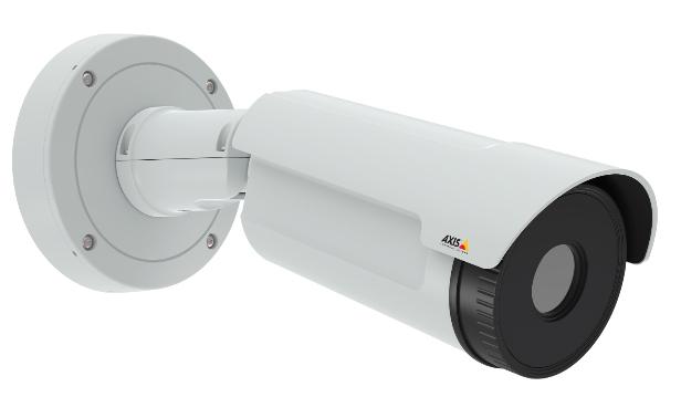 Q1942-e 19mm Cámara De Seguridad Ip Exterior Bala Techo/pared 800 X 600 Pixeles