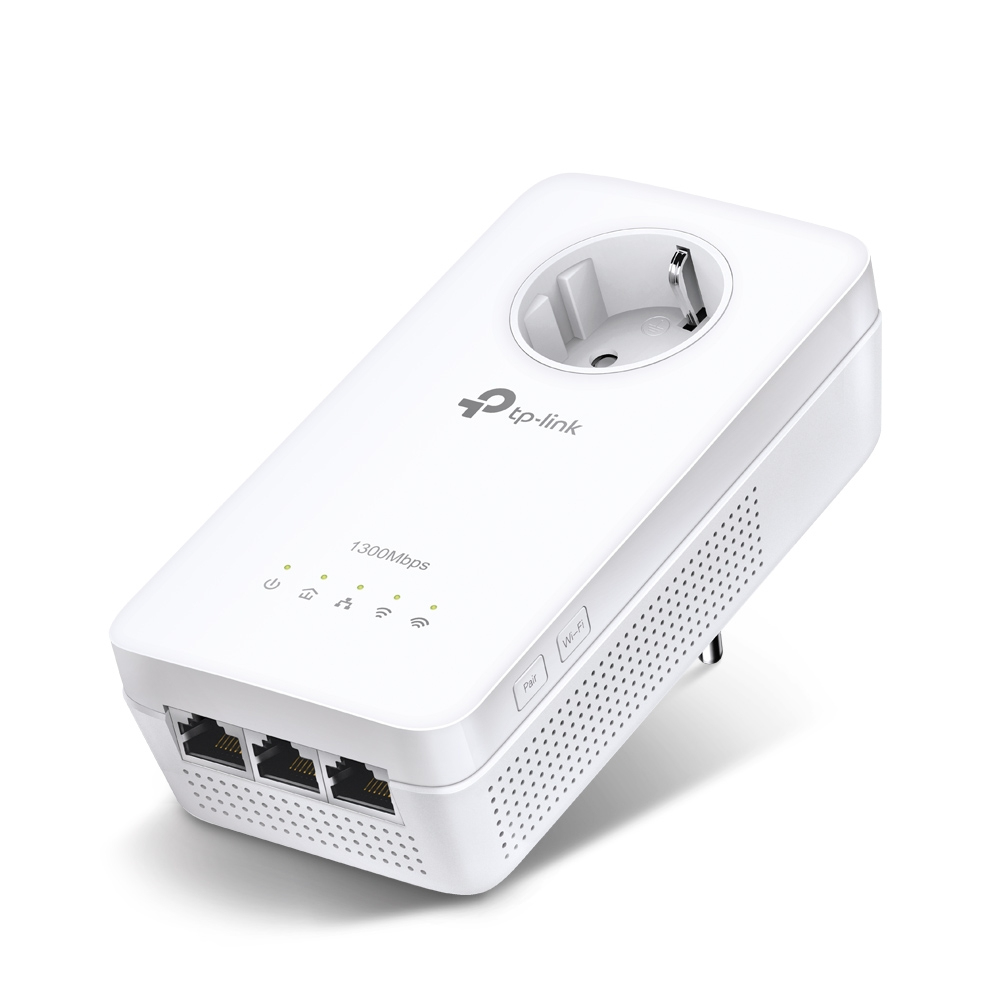 TL-WPA8630P 1300MBIT/S ETHERNET WIFI BLANCO 1PIEZA(S) ADAPTADOR DE RED POWERLINE