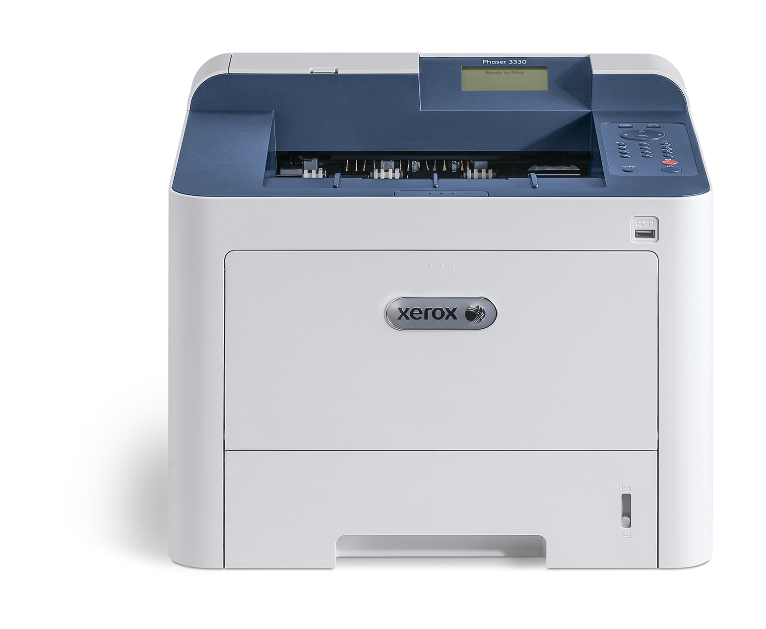 Phaser 3330 A4 40ppm Impresora Inalámbrica Doble Cara Ps3 Pcl5e/6 2 Bandejas Total 300 Hojas