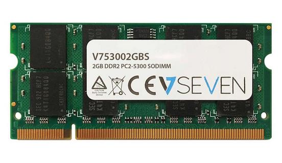 2GB DDR2 667MHZ CL5 MEM