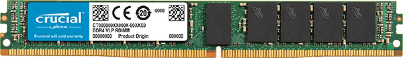 16GB DDR4-2666 RDIMM VLP 16GB DDR4 2666MHZ ECC MóDULO DE MEMORIA MEMORIAS PARA PC