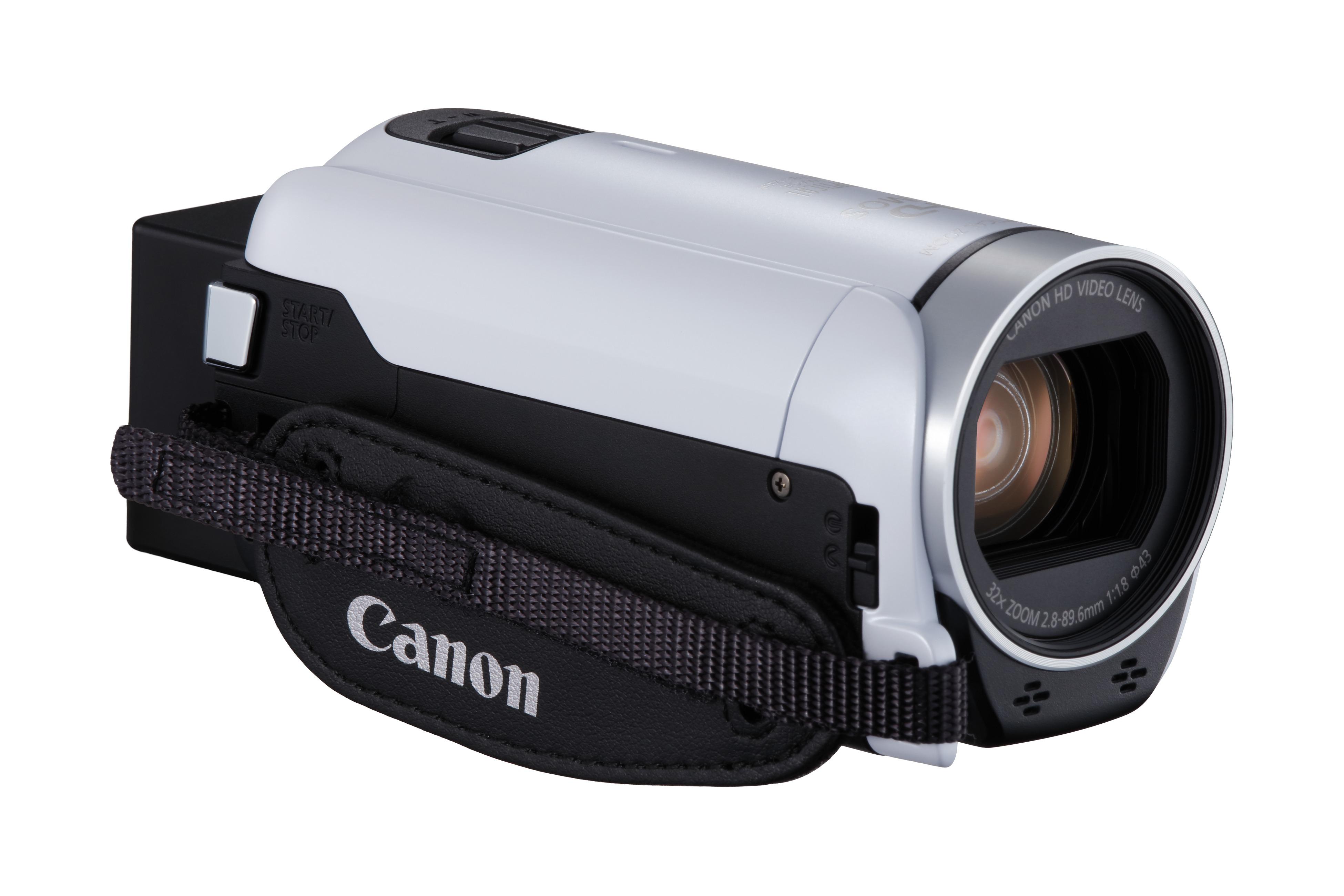 LEGRIA HF R806 VIDEOCáMARA MANUAL 3.28MP CMOS FULL HD BLANCO