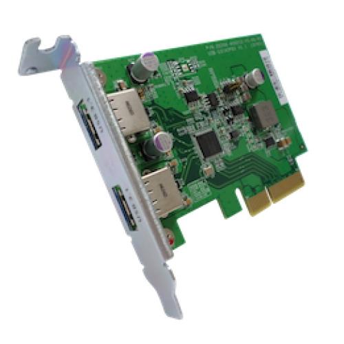 USB-U31A2P01 TARJETA Y ADAPTADOR DE INTERFAZ USB 3.2 GEN 1 (3.1 GEN 1) INTERNO