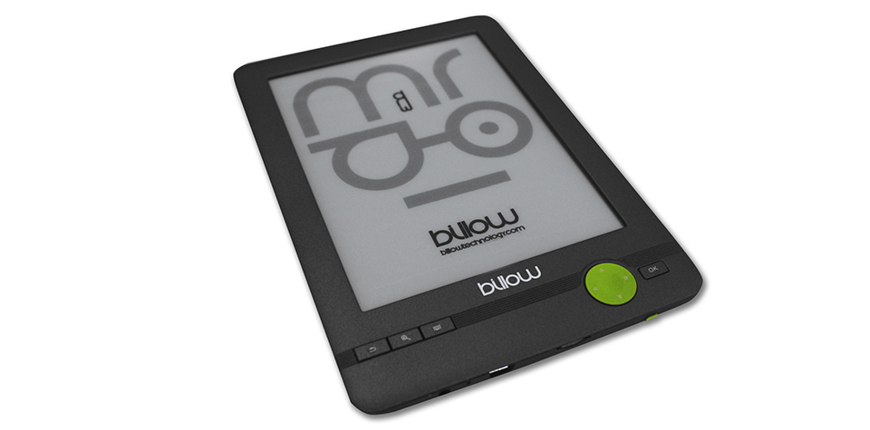 E03FL 4GB GRIS LECTORE DE E-BOOK