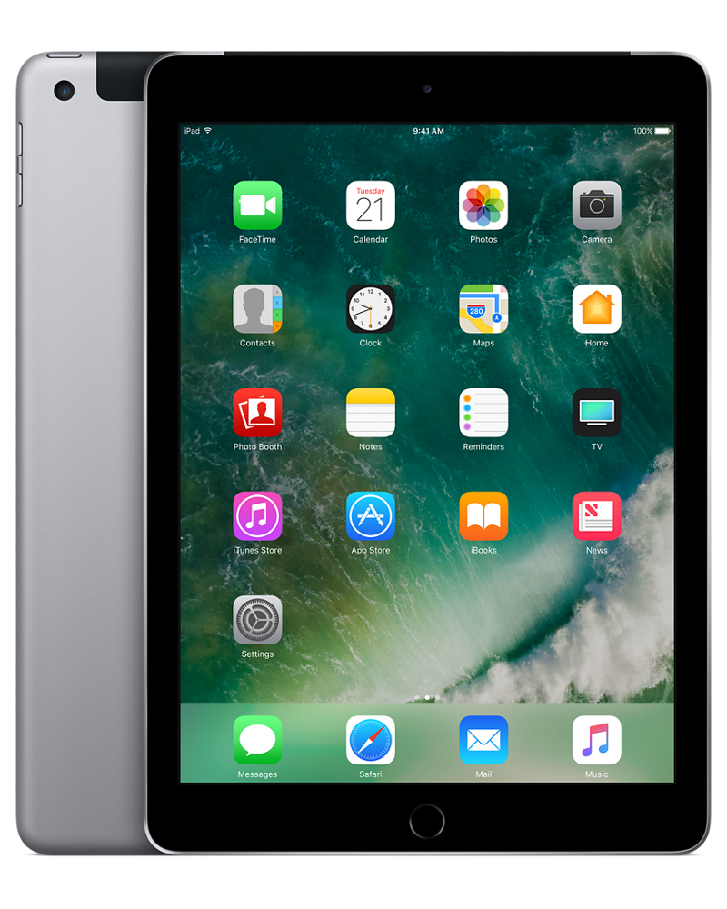 IPAD 128GB 3G 4G GRIS TABLET