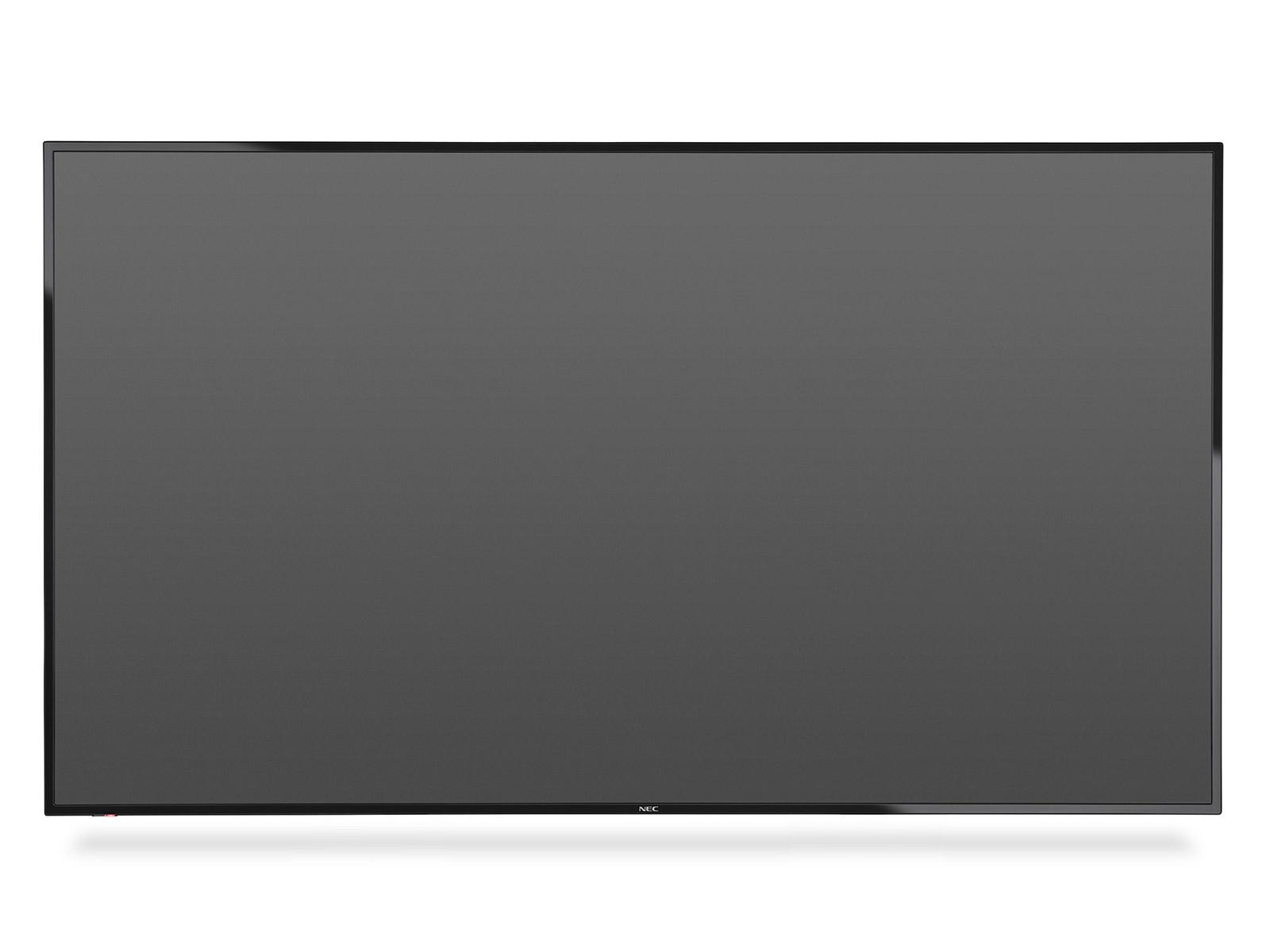 "MULTISYNC E656 DIGITAL SIGNAGE FLAT PANEL 65"" LED FULL HD NEGRO"