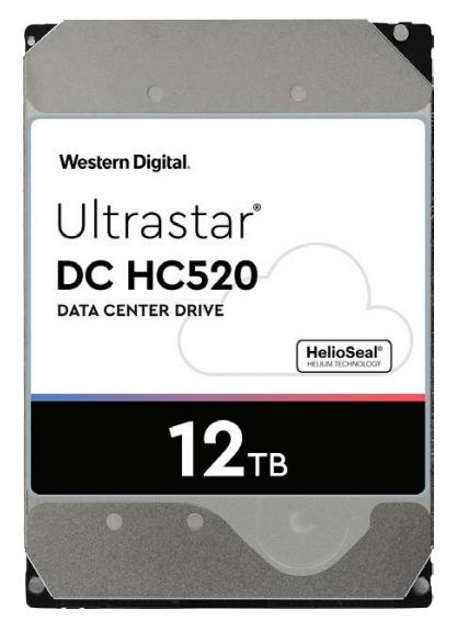 Ultrastar Dc Hc520 12tb 3.5 12000 Gb Serial Ata Iii