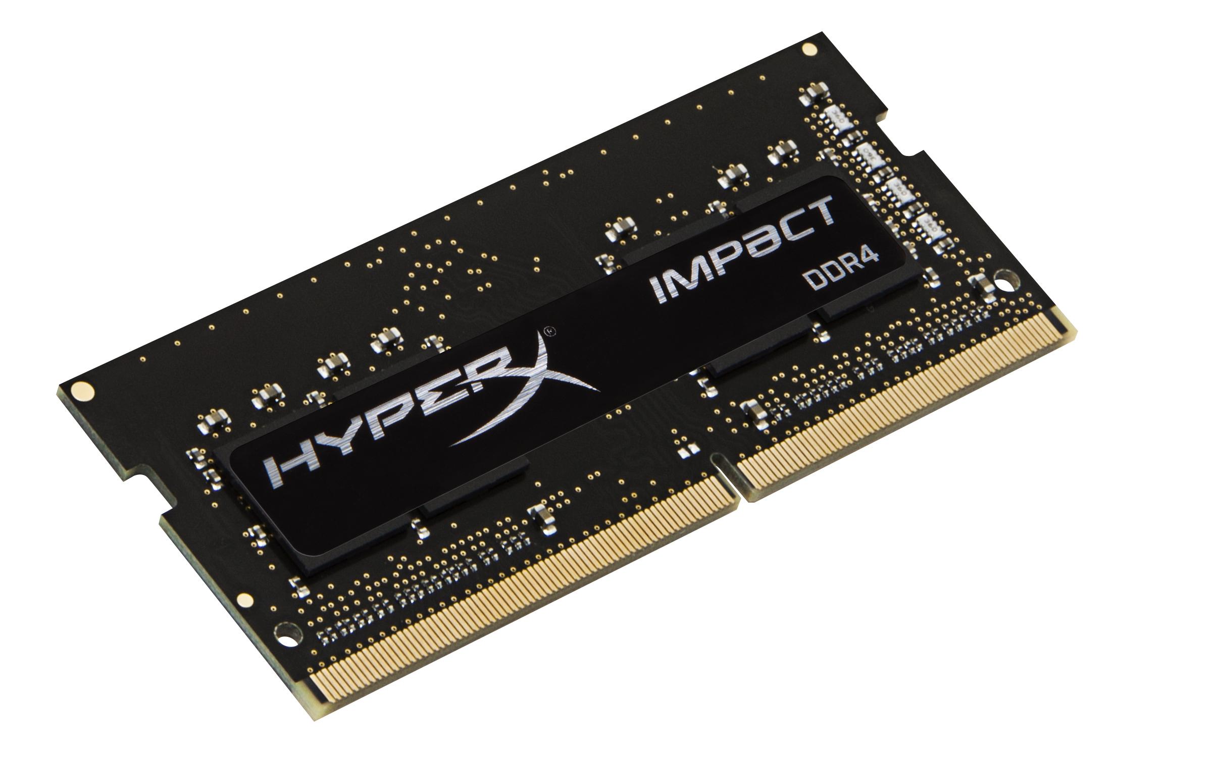 IMPACT 8GB DDR4 2400MHZ 8GB DDR4 2400MHZ MóDULO DE MEMORIA