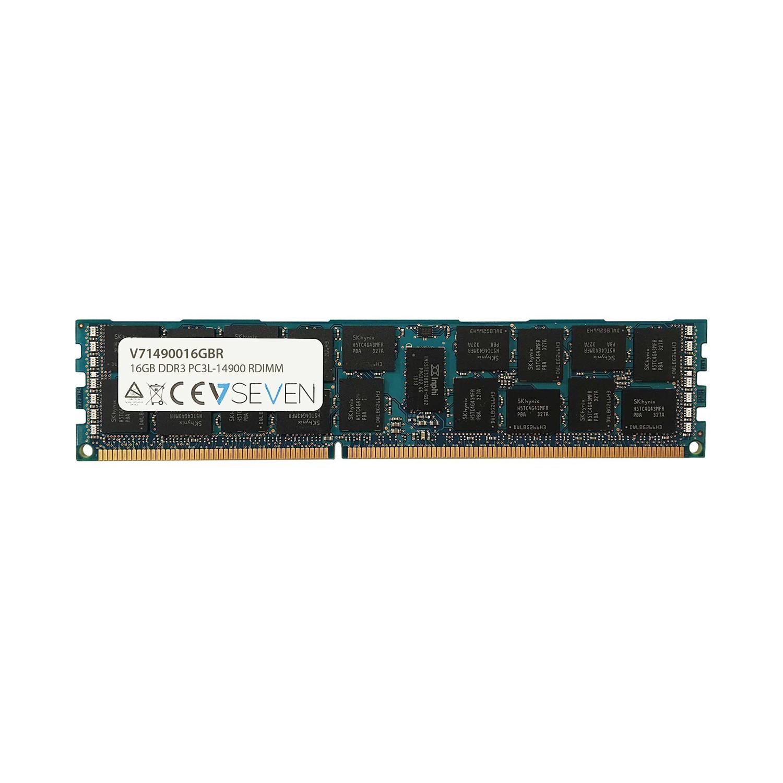 16GB DDR3 PC3-14900 - 1866MHZ REG MóDULO DE MEMORIA - V71490016GBR
