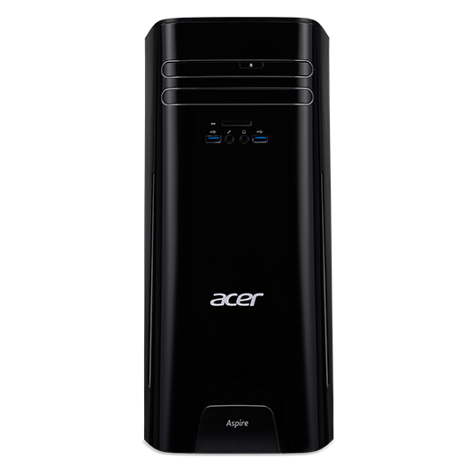 ASPIRE TC-780 3GHZ I5-7400 TORRE NEGRO PC