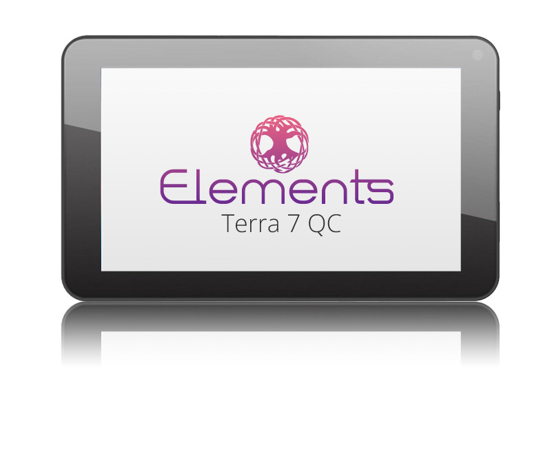 TERRA 7 QCI 8GB NEGRO TABLET