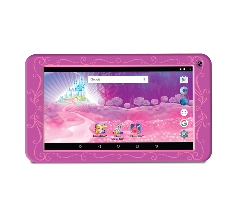THEMED TABLET PINK P 8GB ROSA TABLET
