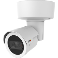 M2026-le Mk Ii Ip Security Camera Outdoor Bullet White 2688 X 1520 Pixels
