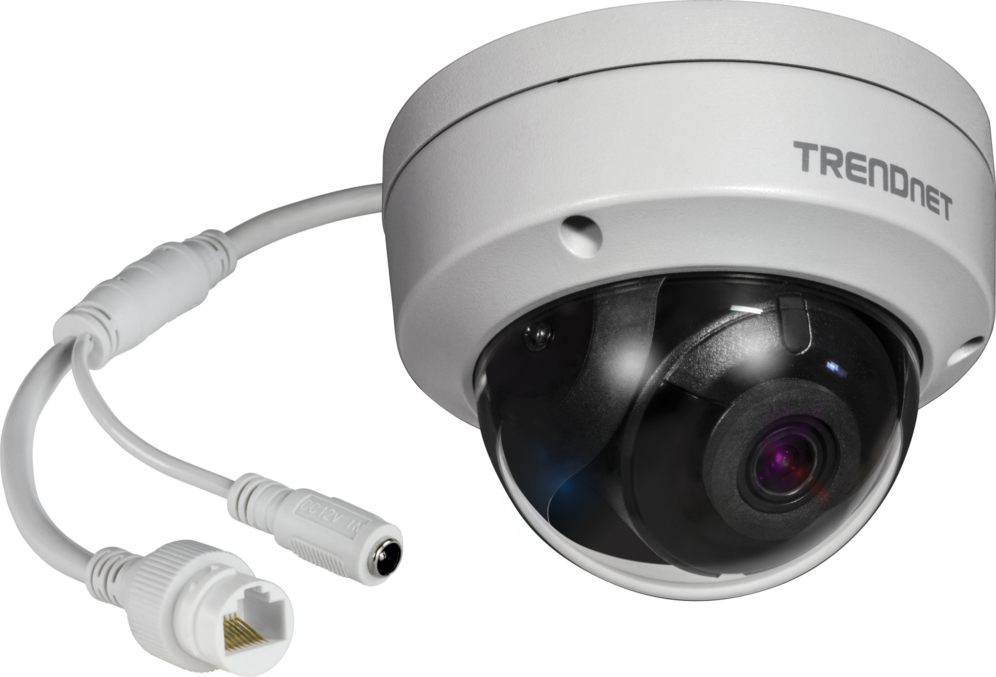 Tv-ip317pi Cámara De Seguridad Ip Interior Y Exterior Almohadilla Negro, Plata Cámara De Vigilancia
