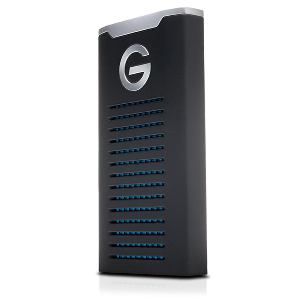G-DRIVE MOBILE 500GB NEGRO, PLATA DISCOS DUROS EXTERNOS