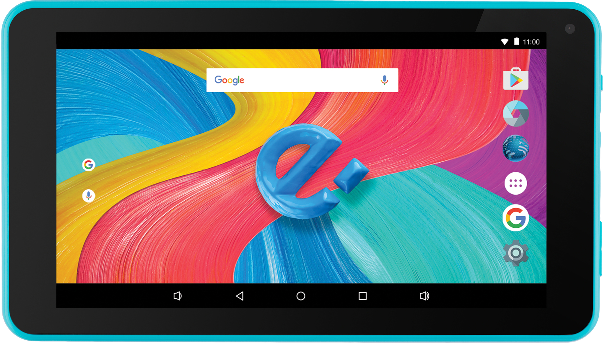 BEAUTY 2 8GB AZUL TABLET