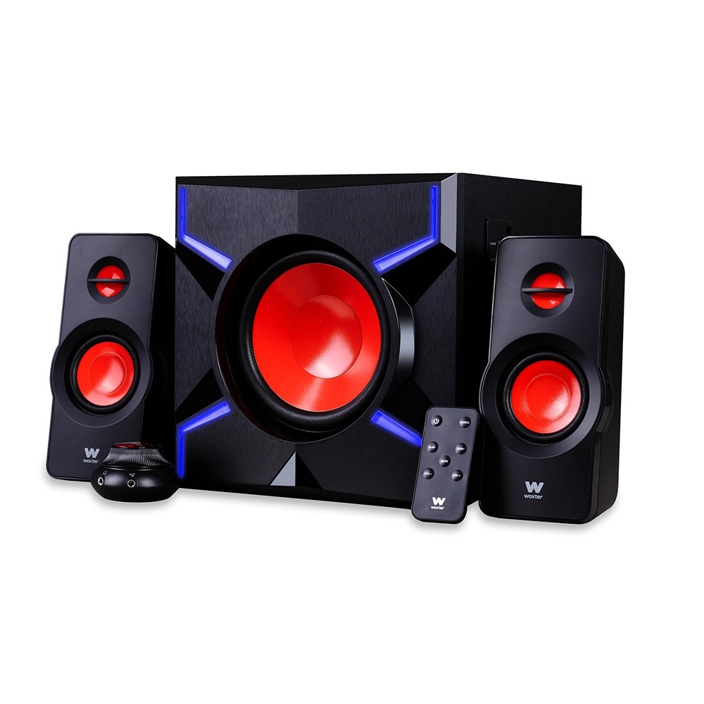 SO26-054 HOME AUDIO MIDI SYSTEM 150W NEGRO, ROJO SISTEMA DE AUDIO PARA EL HOGAR