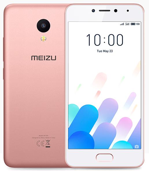 SMARTPHONE MEIZU M5C 4G 16GB DUAL SIM ROSA LIBRE