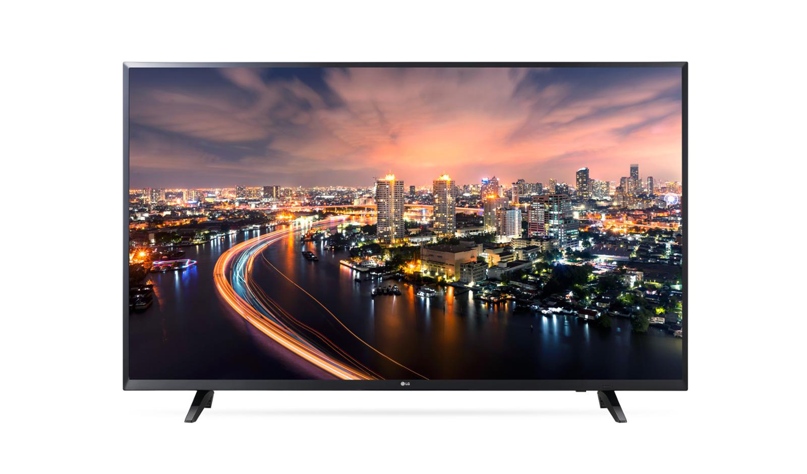 """55UJ620V 55"""" 4K ULTRA HD SMART TV WIFI NEGRO LED TV"""