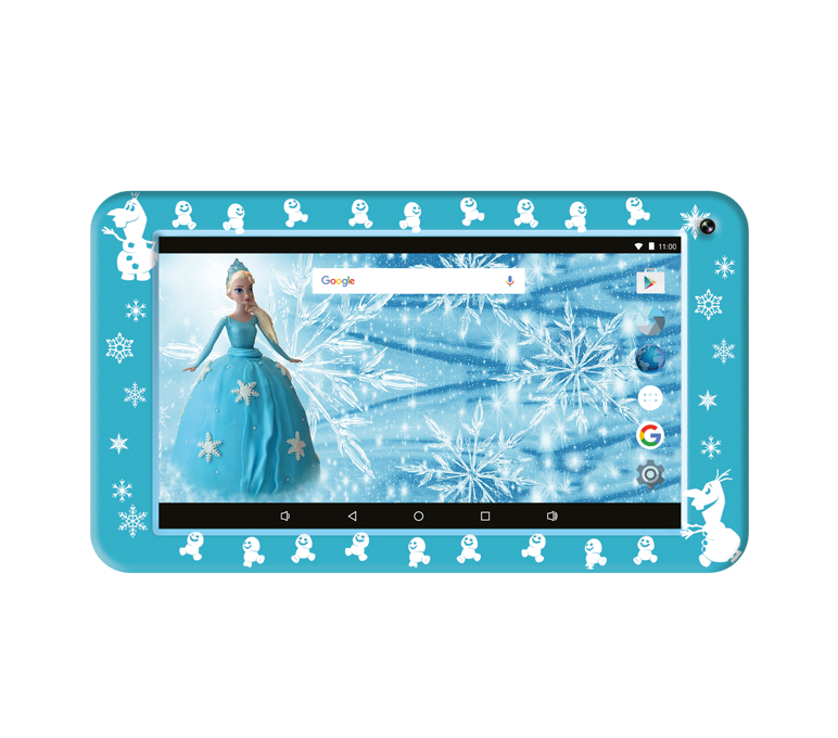 "7"" BLUE FROZEN 8GB MULTI TABLET"