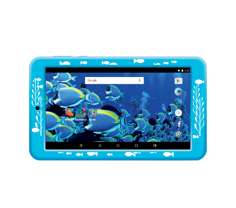 "7"" BLUE FINDING DORY 8GB MULTI TABLET"