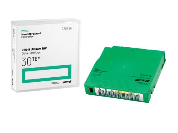 LTO-8 ULTRIUM 30TB RW DATA CARTRIDGE 12000GB LTO