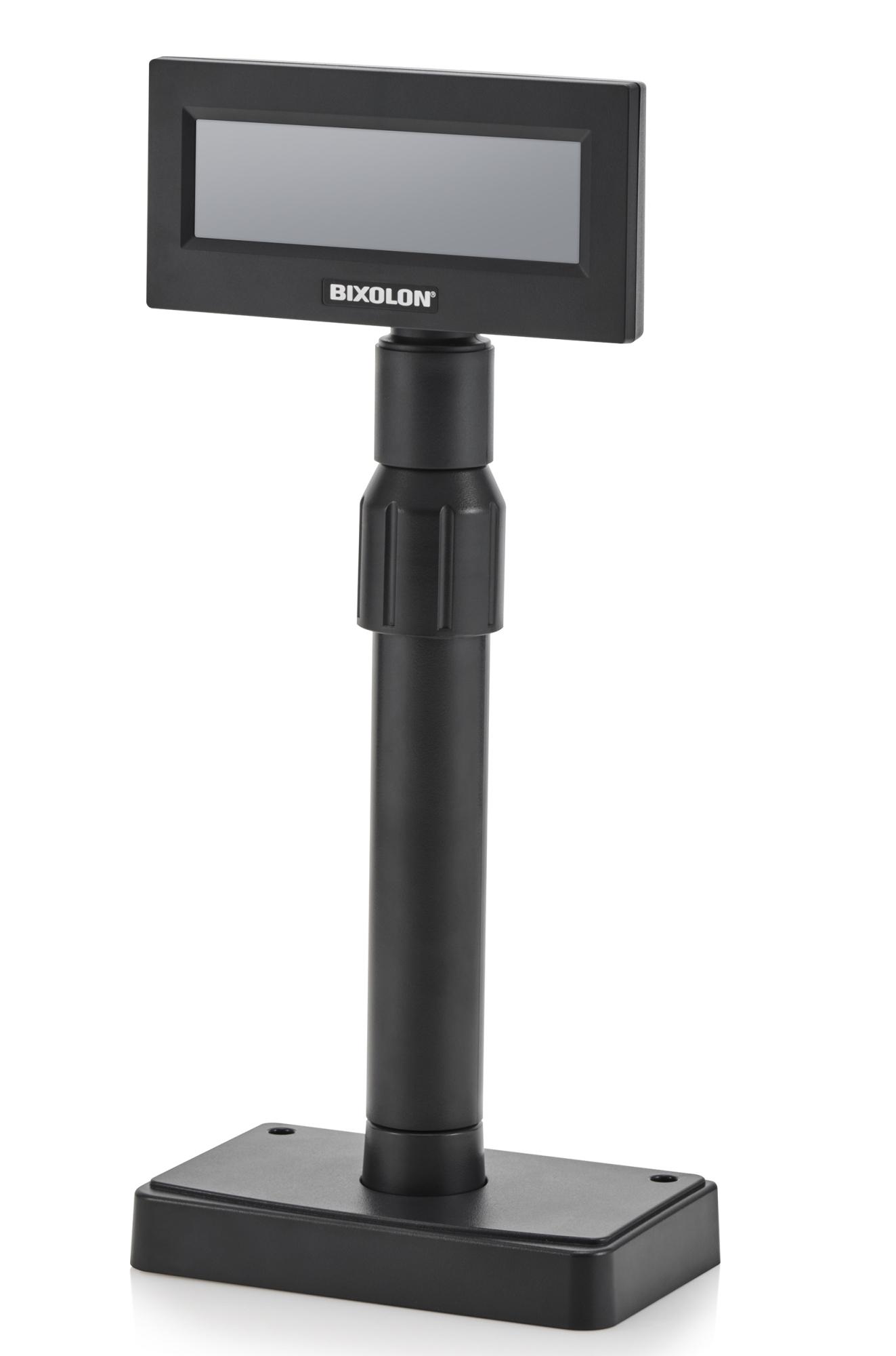 BCD-2000 120 DíGITOS USB 2.0 NEGRO