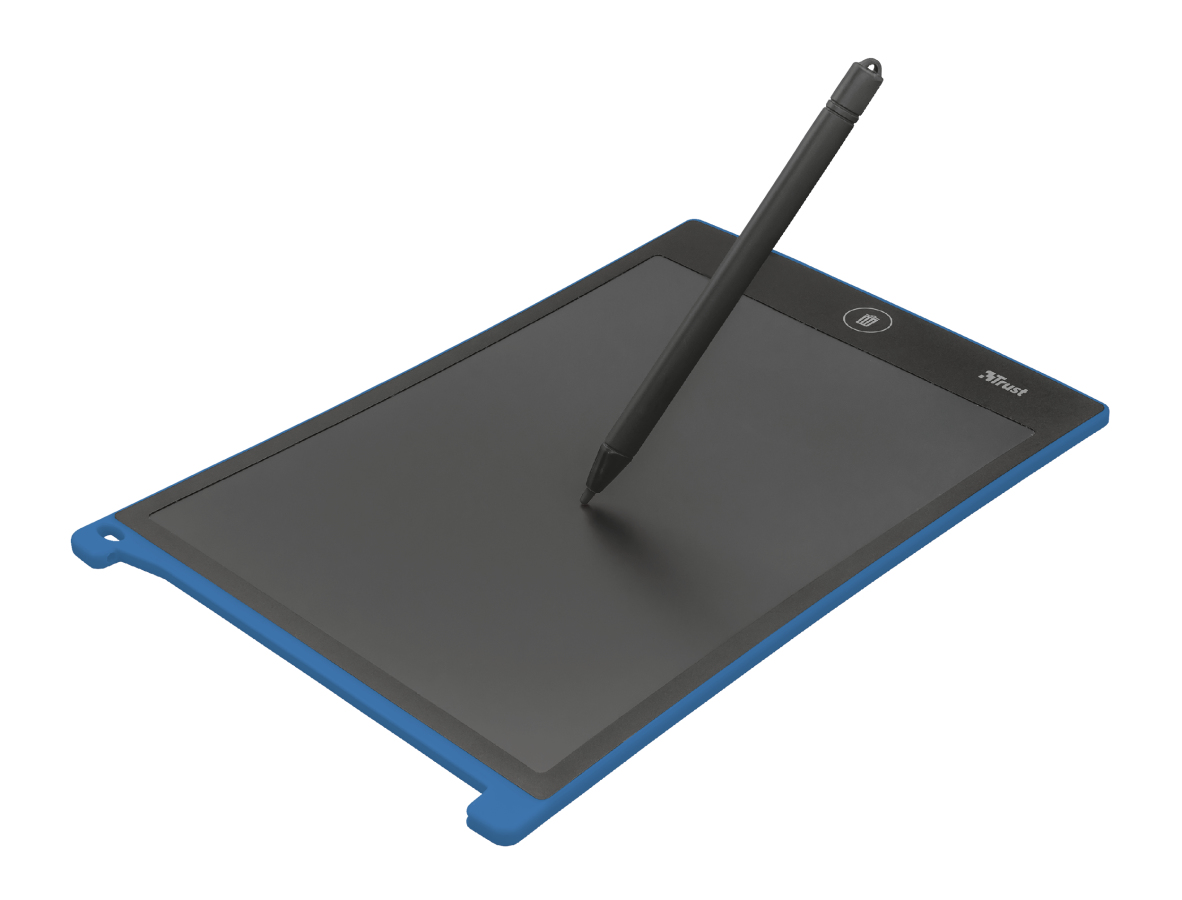WIZZ DIGITAL WRITING PAD PERP 125 X 175MM NEGRO, AZUL TABLETA DIGITALIZADORA