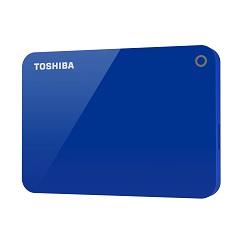 Canvio Advance 2000gb Azul Disco Duro Externo