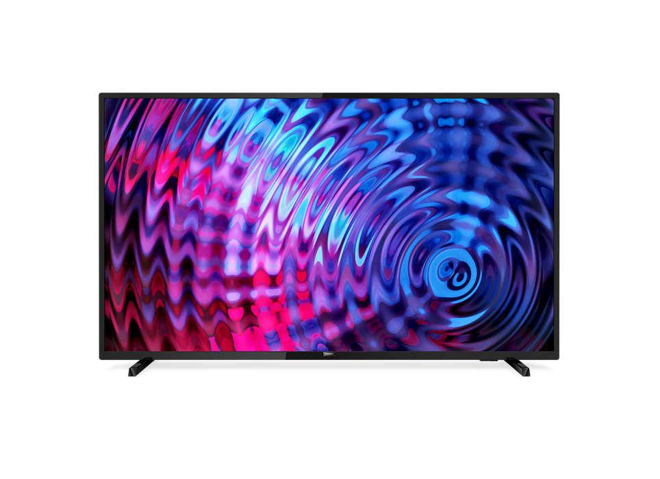 SMART TV LED FULL HD ULTRAFINO 32PFS5803/12
