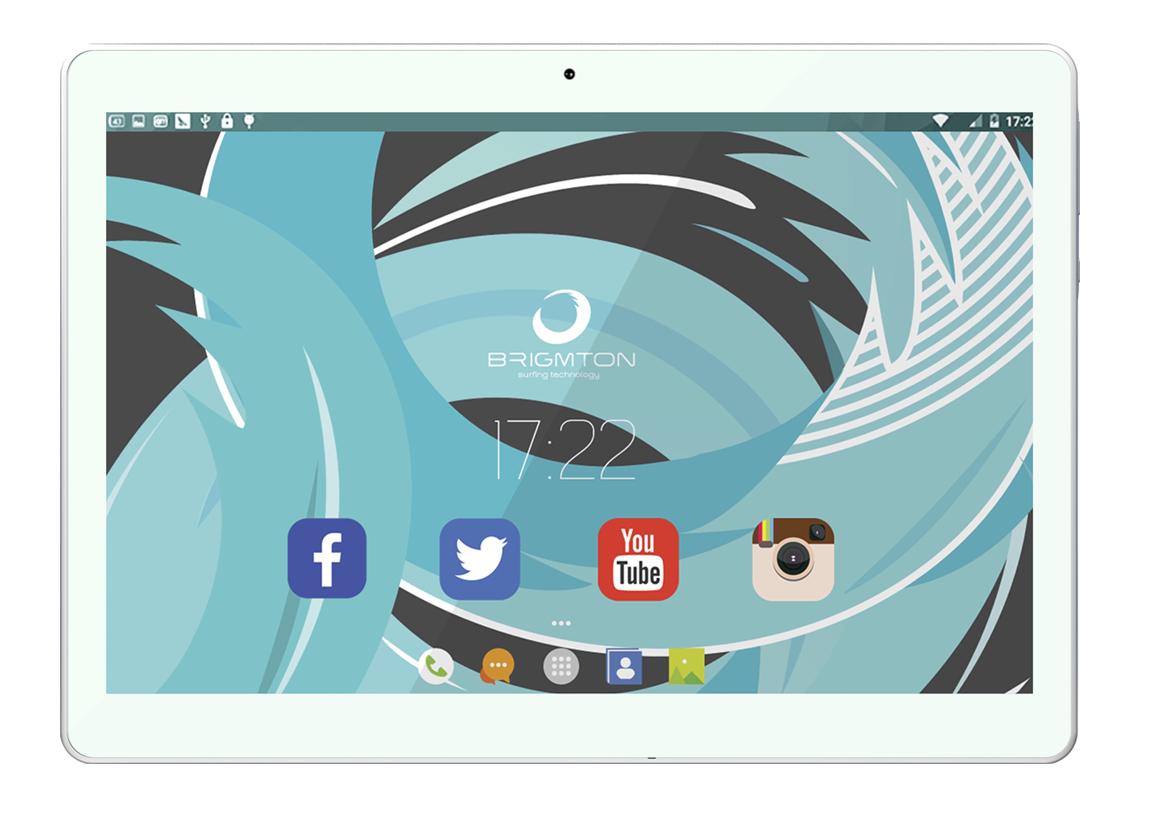 Btpc-1023oc4g-b 32gb 3g 4g Blanco Tablet