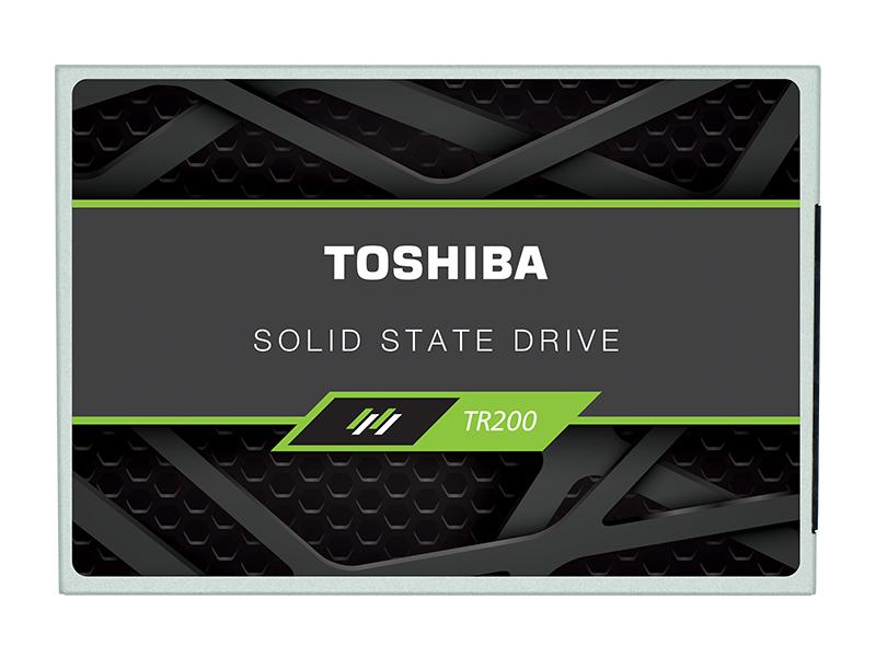 Tr200 Unidad De Estado Sólido 2.5 480 Gb Serial Ata Iii 3d Tlc