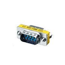 124300 DB-9 DB-9 MULTICOLOR ADAPTADOR DE CABLE