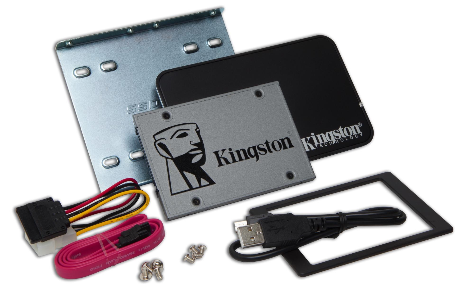 Uv500 Ssd 120gb Desktop/notebook Upgrade Kit 120gb 2.5 Serial Ata Iii