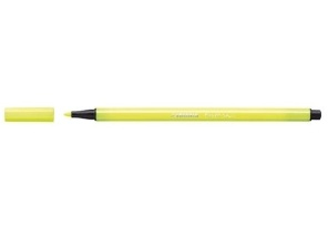 PEN 68 AMARILLO ROTULADOR