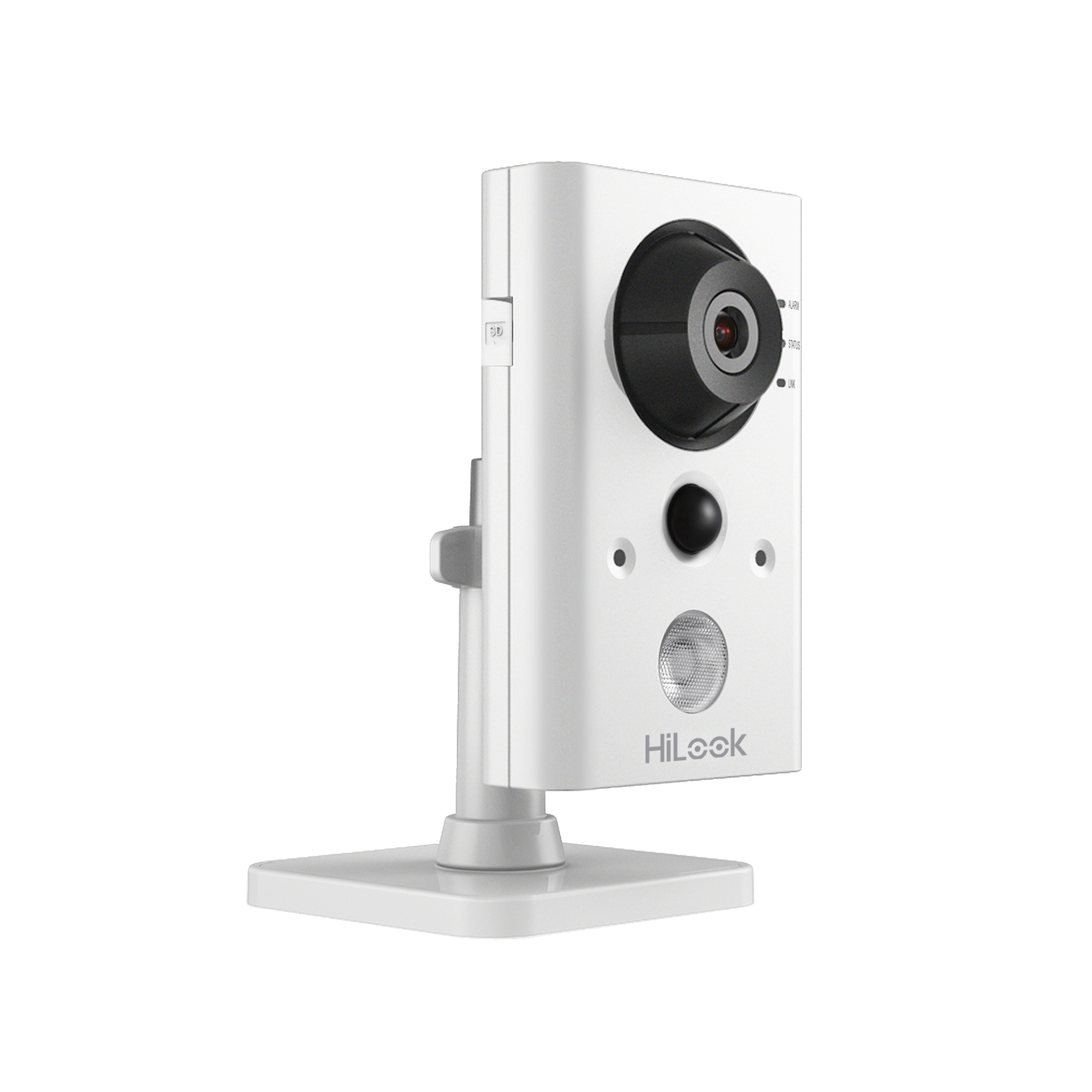 Ipc-c220-d/w Cámara De Vigilancia Cámara De Seguridad Ip Interior Cubo Negro, Blanco 1920 X 1080 Pixeles